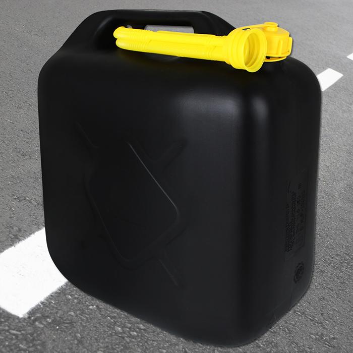 dunlop 10 l benzinkanister kanister kraftstoffkanister. Black Bedroom Furniture Sets. Home Design Ideas